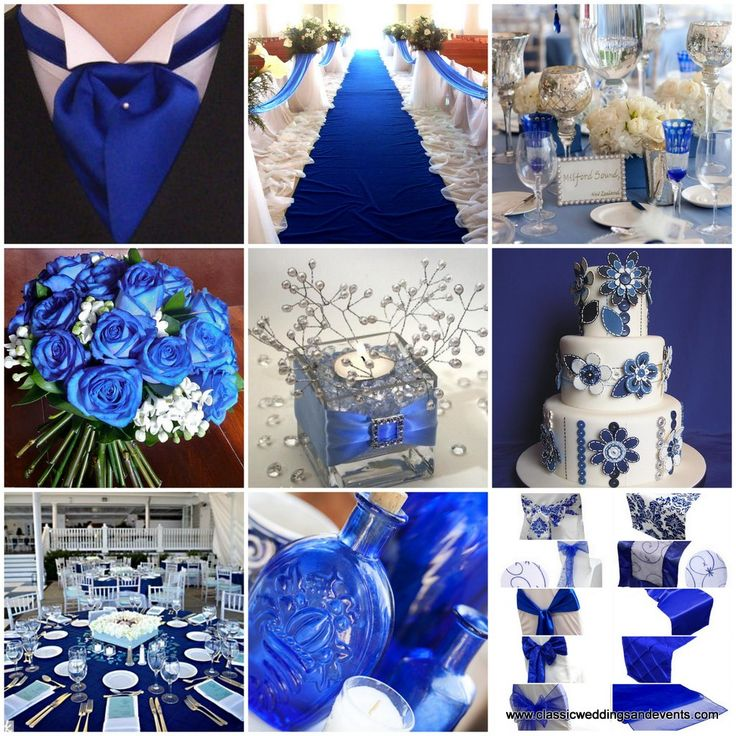 Blue wedding ideas junglespirit Images
