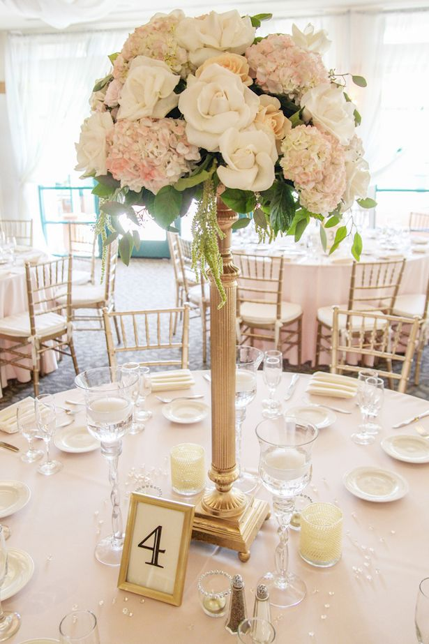 17 Best Ideas About Blush Wedding Centerpieces On Emasscraft Org