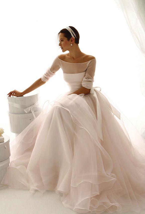 17 Best Ideas About Conservative Wedding Dress On Emasscraft Org Sheer Sleeve