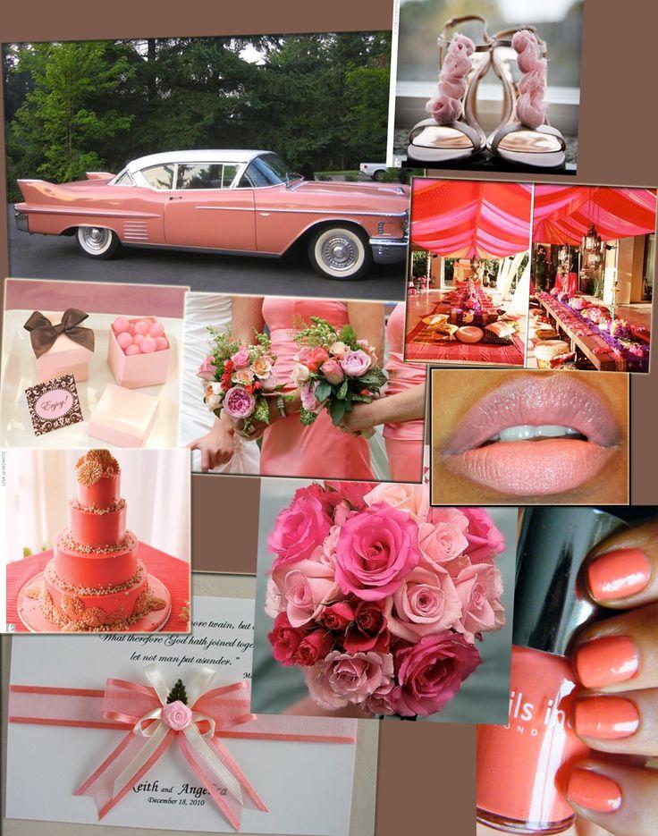 Navy coral champagne wedding 4731716 - animada.info