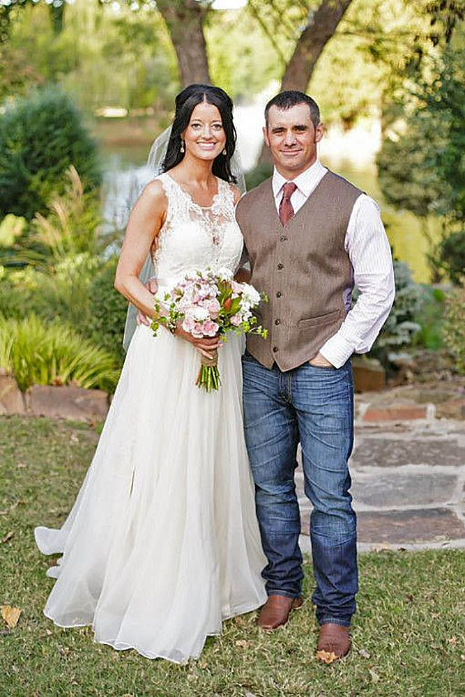 Country Themed Wedding Attire Image Collections Decoration