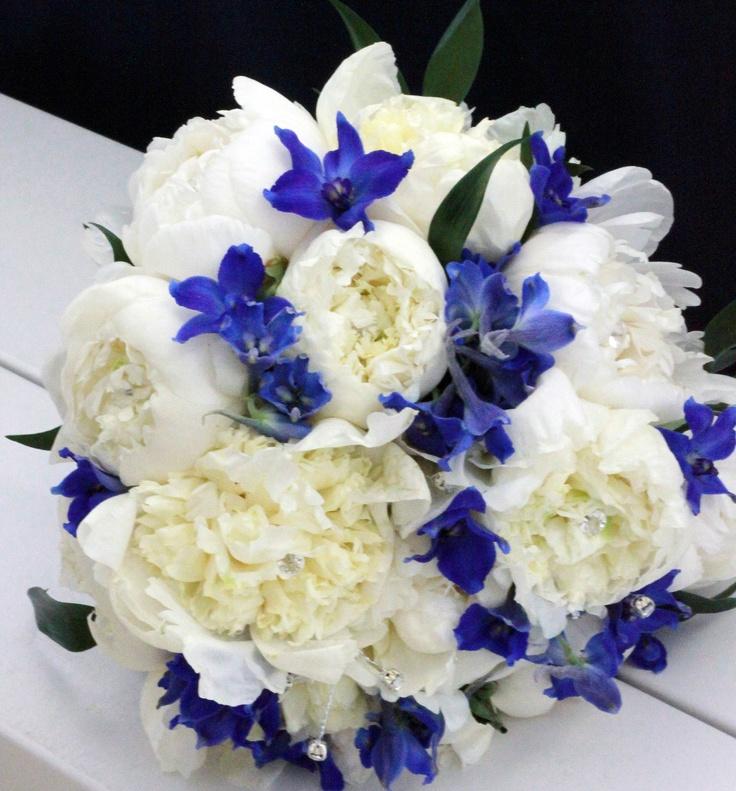 dark blue delphinium wedding flowers. Black Bedroom Furniture Sets. Home Design Ideas