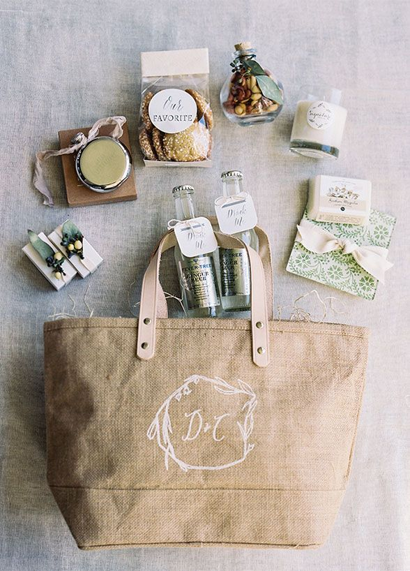 Welcome Gifts For Destination Wedding Guests Images - wedding theme ...