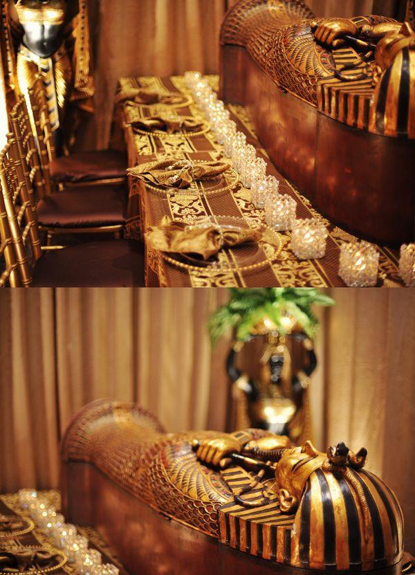 Egyptian wedding decorations for Egyptian decor ideas
