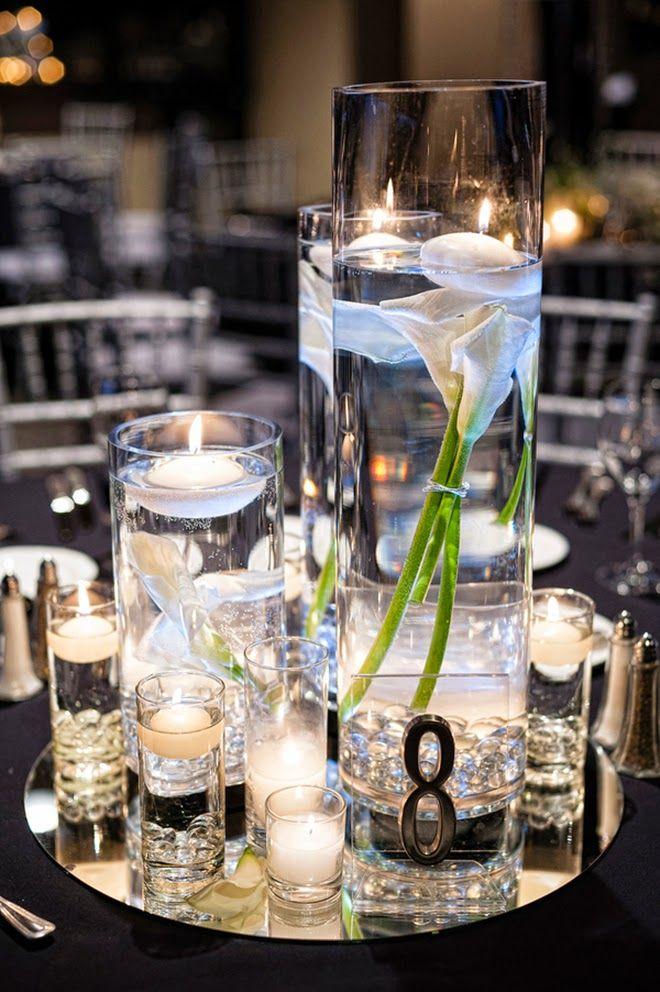 Elegant Wedding Centerpieces