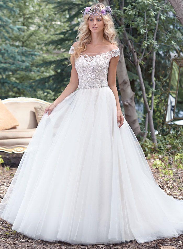 Fairytale Wedding Dress. Wedding Dresses. Wedding Ideas And ...