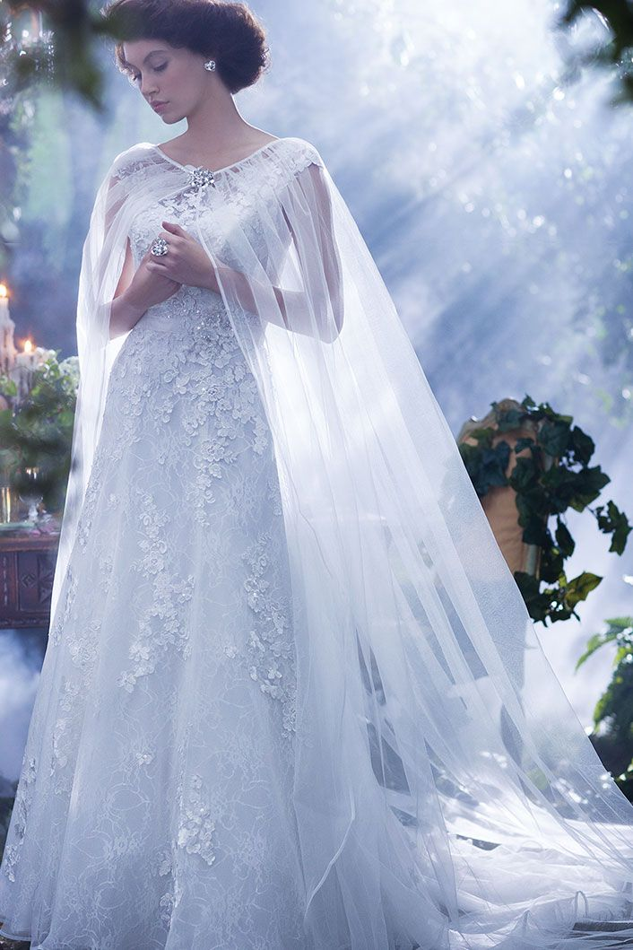 Fairytale Wedding Dres...