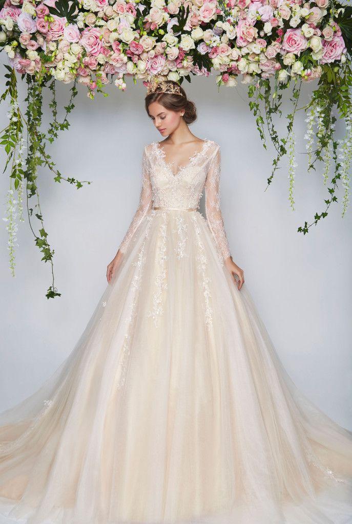 17 Best Ideas About Fl Wedding Dresses On Emcraft Org