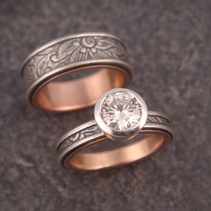 17 best ideas about handmade wedding rings on emasscraft org - Handmade Wedding Rings