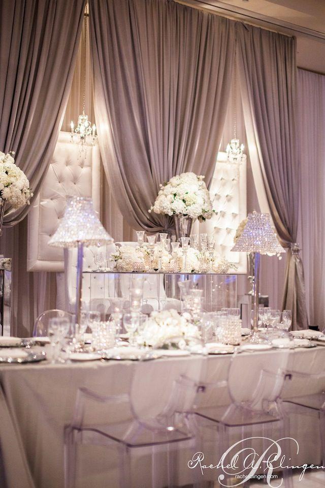 backdrop for wedding head table. Black Bedroom Furniture Sets. Home Design Ideas