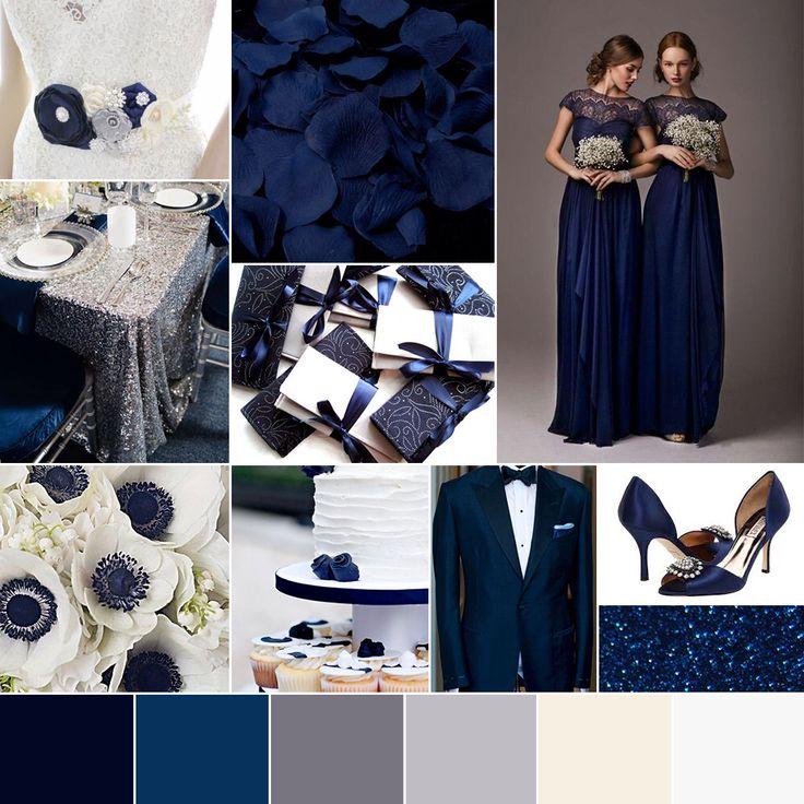 7dfc33baad3e 17 Best Ideas About Midnight Blue Weddings On Emasscraft Org ...
