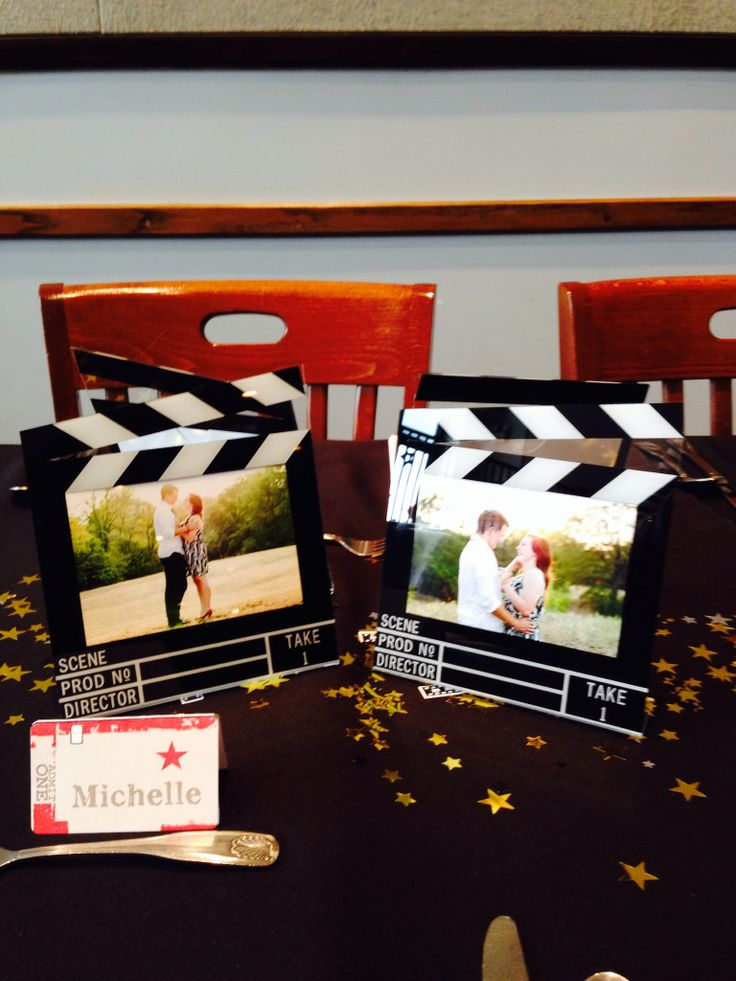 Movie Themed Wedding Centerpieces Choice Image - wedding theme ...