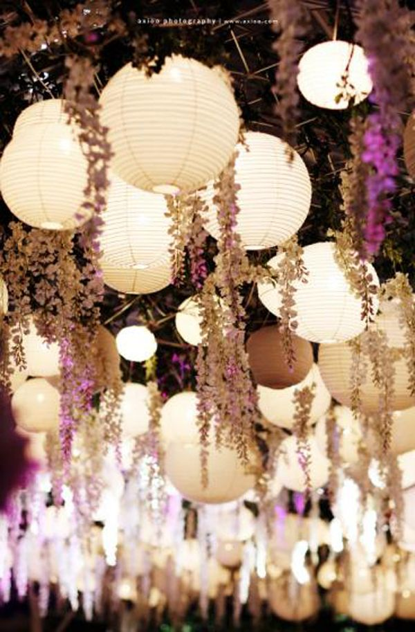 Paper lantern wedding decoration ideas veenvendelbosch paper lantern wedding decoration ideas junglespirit Gallery