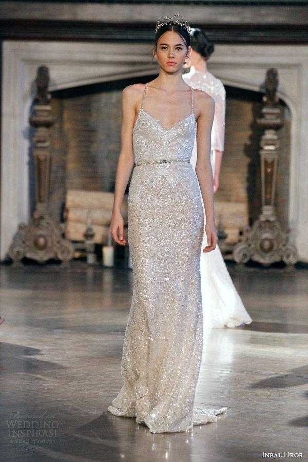 Stunning Sequined Wedding Dress Contemporary - Styles & Ideas 2018 ...
