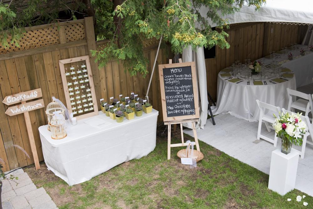 Backyard Wedding Ideas For Summer