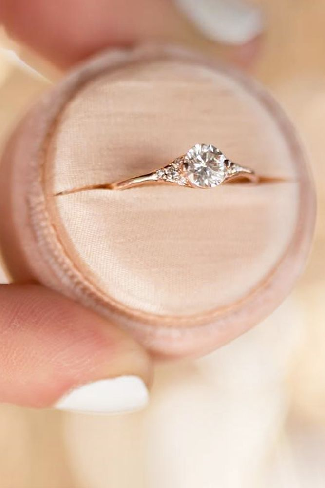 17 best ideas about small engagement rings on emasscraft org - Small Wedding Rings