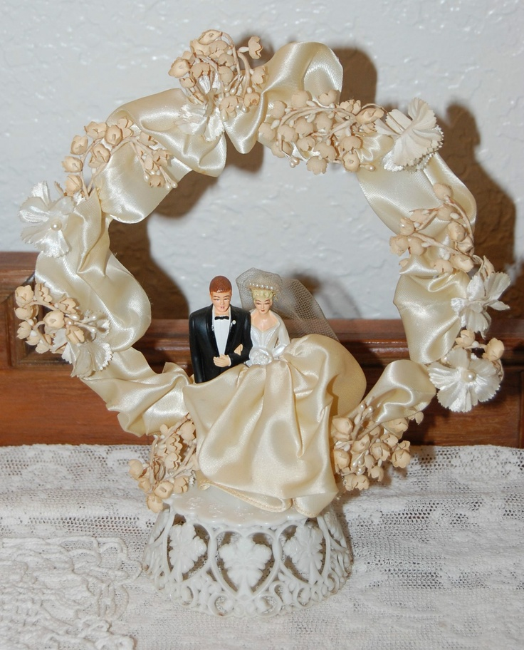 Wedding Cake Toppers Vintage: Vintage Wedding Cake Toppers