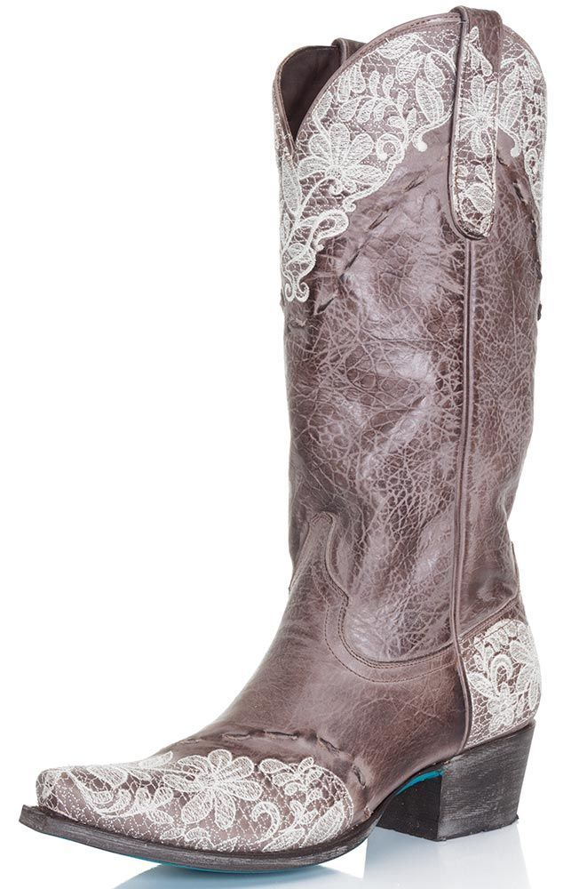 Beautiful Wedding Cowboy Boots For Women Gallery - Styles & Ideas ...