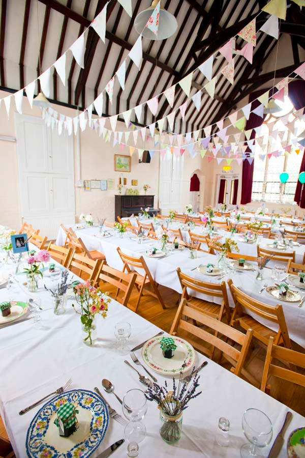 Church reception hall wedding image collections wedding decoration how to decorate a village hall for a wedding midway media junglespirit