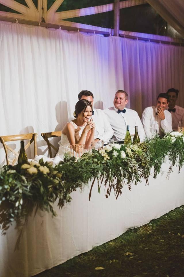 Wedding Party Table Ideas