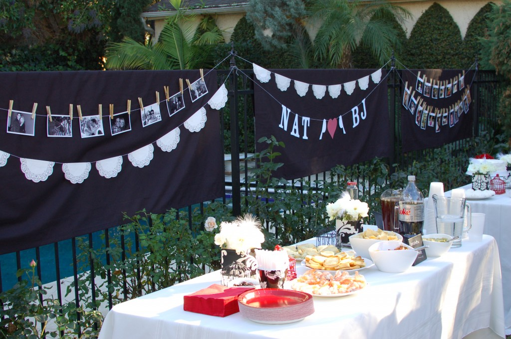 Outdoor Bridal Shower Decoration Ideas Part - 25: 17 Best Images About Bridal Shower On Emasscraft Org