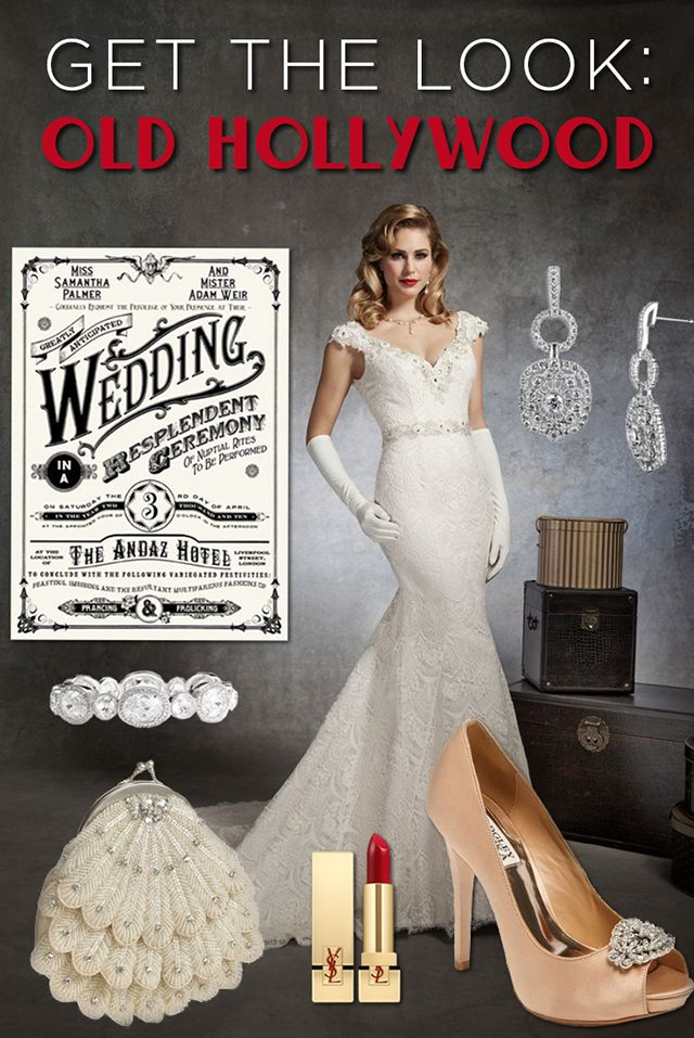 Old Hollywood Theme Party Dresses