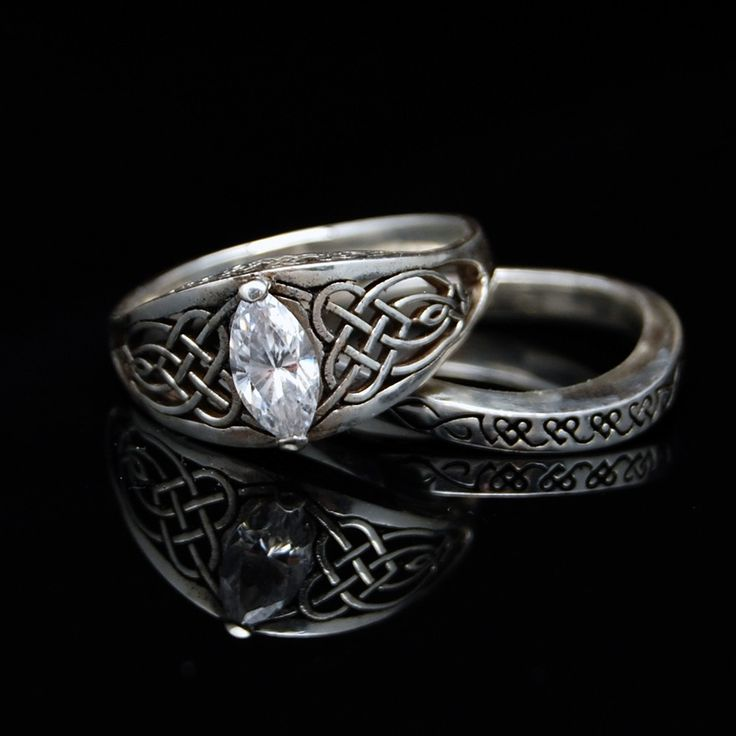 viking wedding rings - Viking Wedding Rings