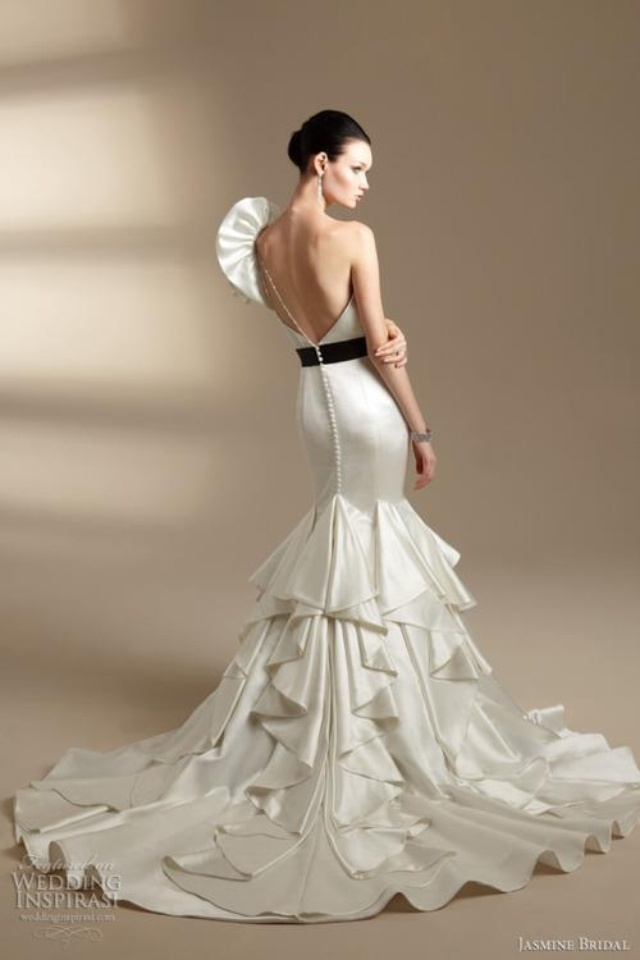 Spanish wedding dress