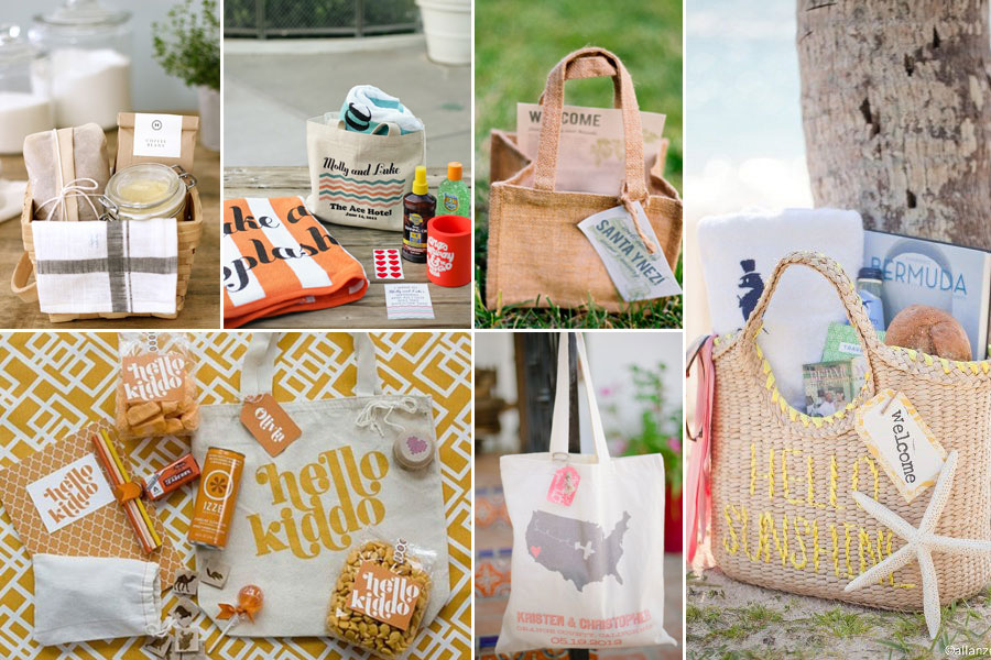 Destination Wedding Gift Bags For Guests Image collections - Wedding ...
