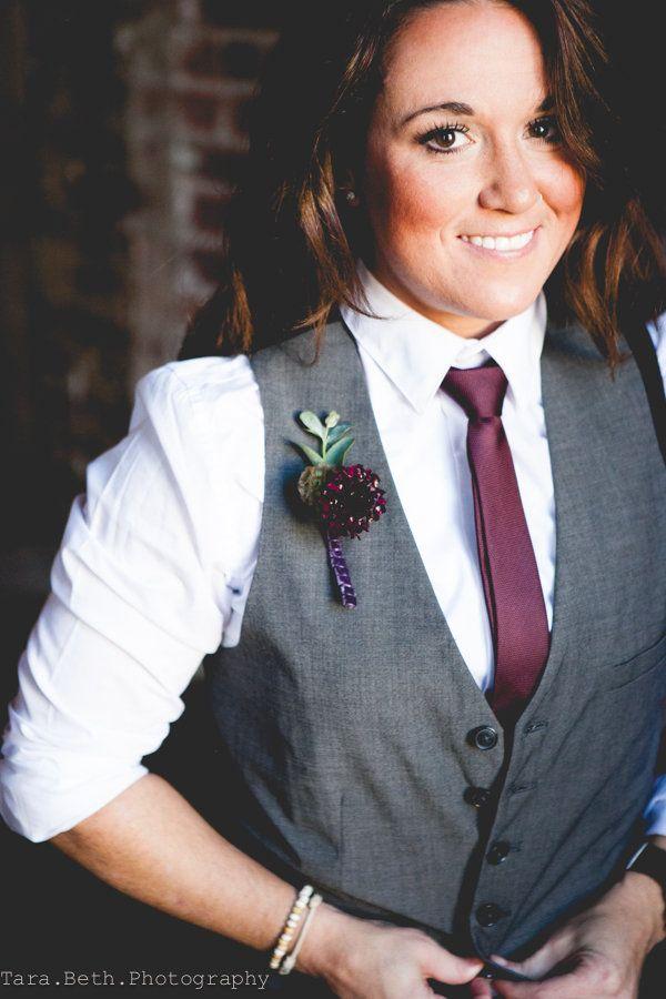 Lesbian Wedding Attire