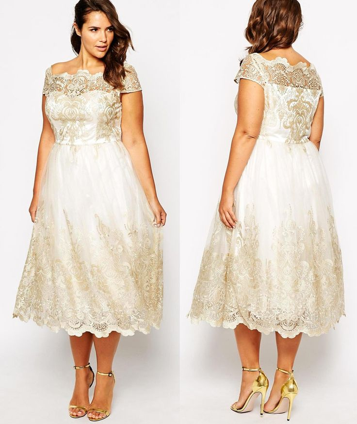184 Best Images About Short Plus Size Wedding Dress On Emasscraft Org