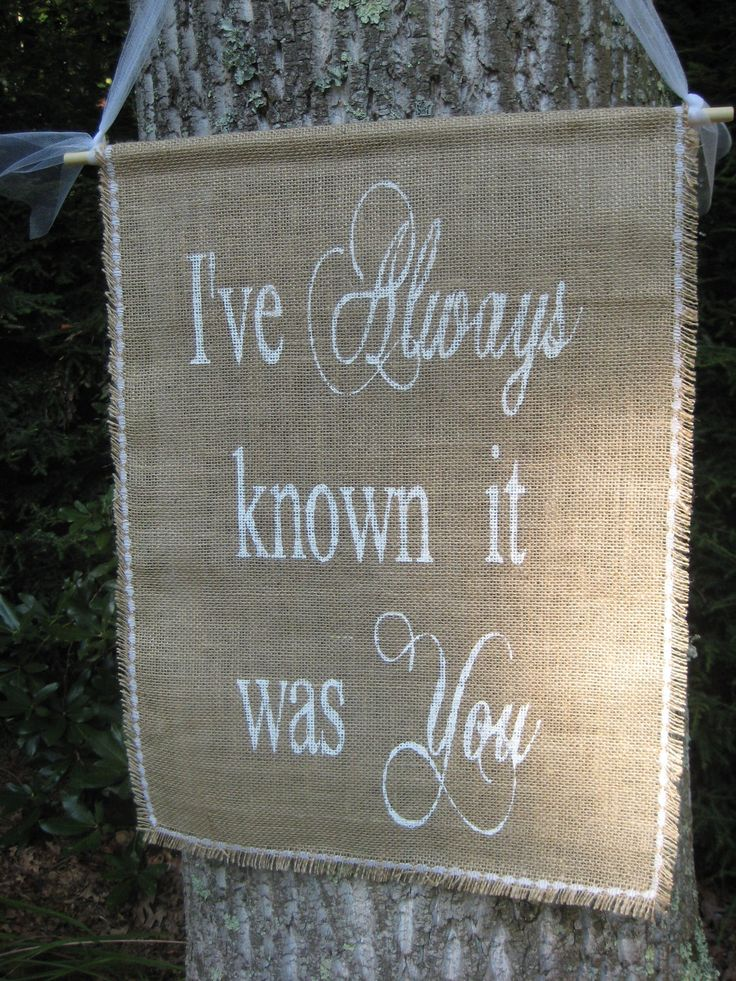 25 Best Ideas About Burlap Wedding Signs On Emasscraft Org