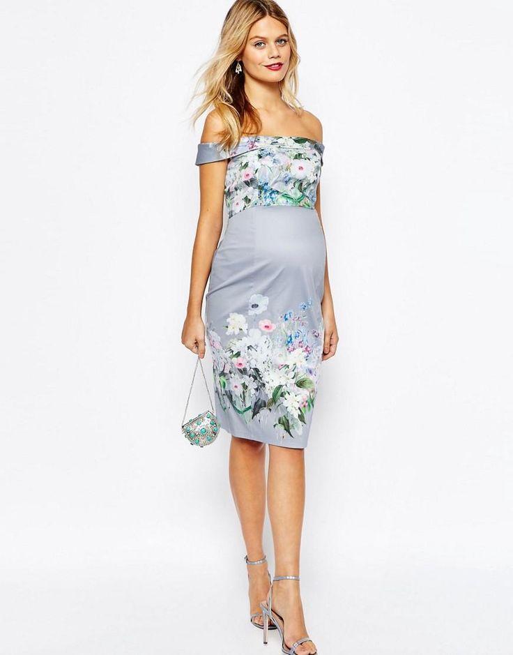 Wedding guest dress pregnant for Pregnant wedding guest dress