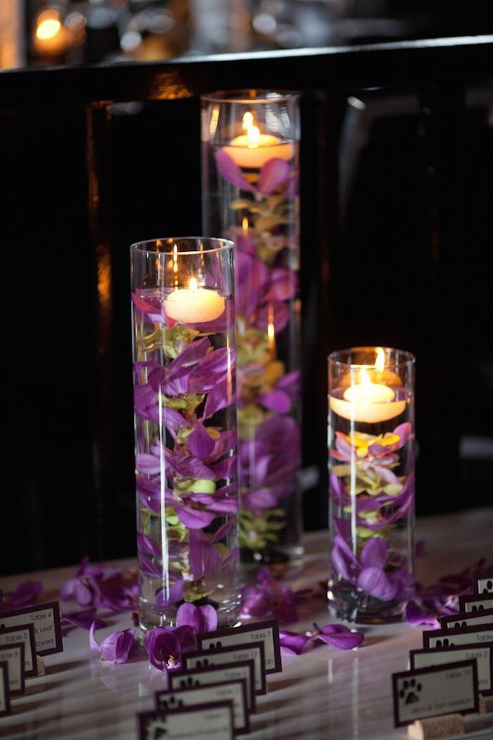 Superieur 25 Best Ideas About Purple Wedding Centerpieces On Emasscraft Org