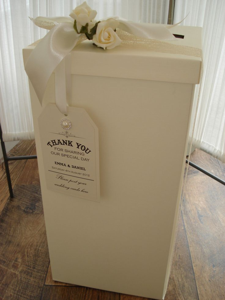 25 Best Ideas About Wedding Card Bo On Emcraft Org