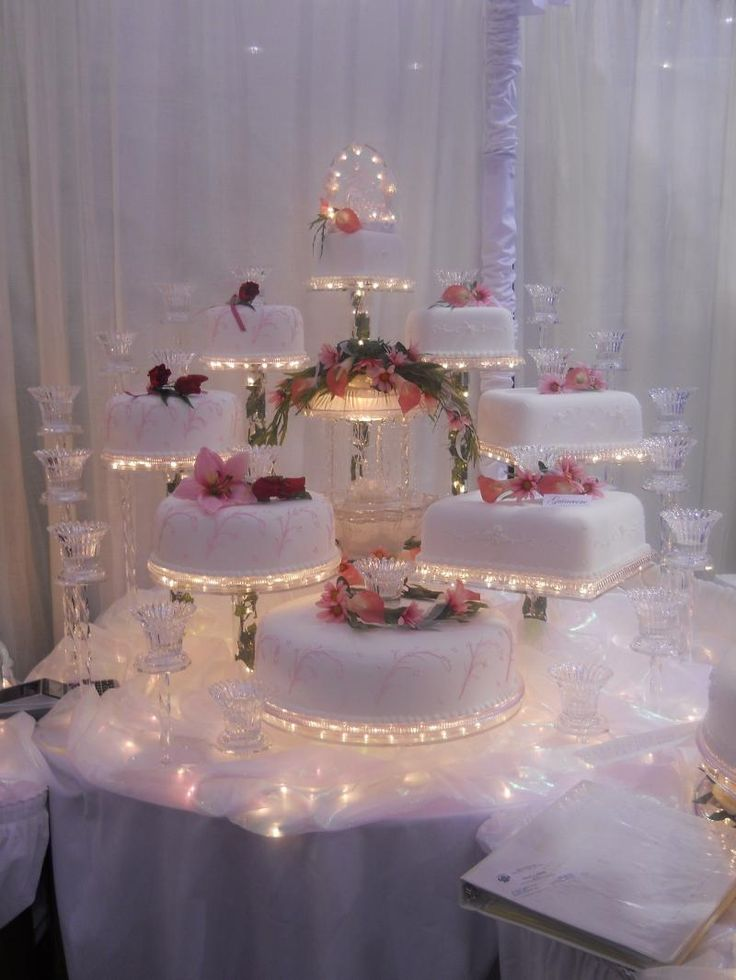 wedding cake display ideas wedding cake display 22530