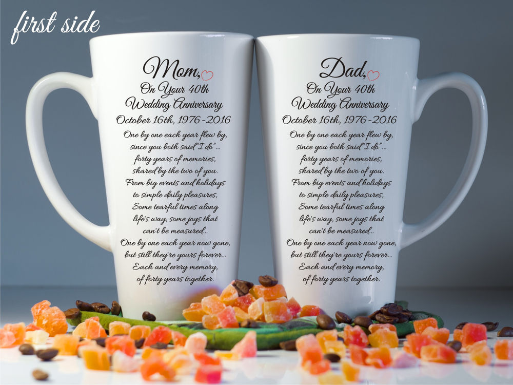 Wedding Anniversary Gift Parents: 30th Wedding Anniversary Gift Parents