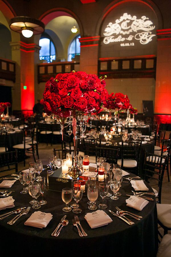 ... Red And Black Wedding Decorations ... & Black And Red Wedding Decorations Image collections - Wedding ...
