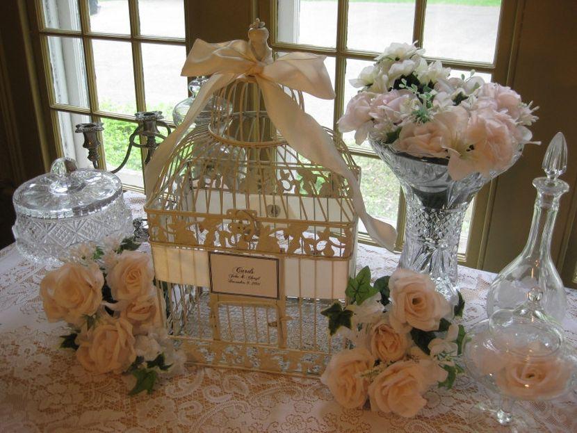 Wedding Birdcage Decorations Gallery Wedding Decoration Ideas