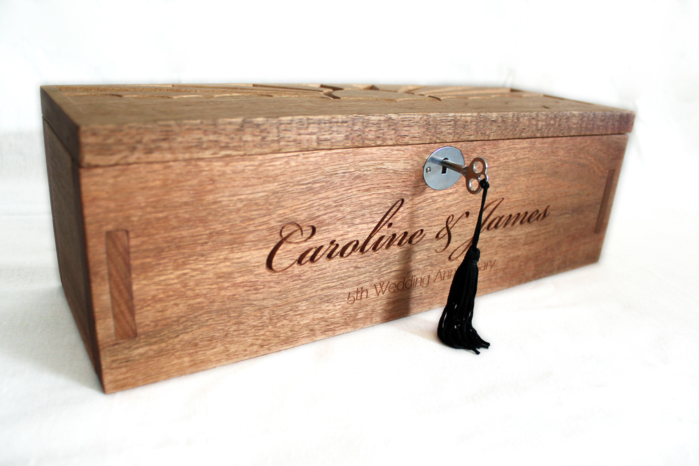 5th Wedding Anniversary Wooden Gifts: 5th Wedding Anniversary Gift Ideas Wood