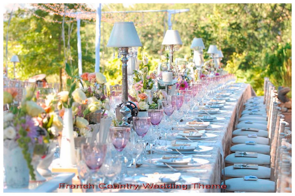 French Wedding Themes Image collections - Wedding Decoration Ideas