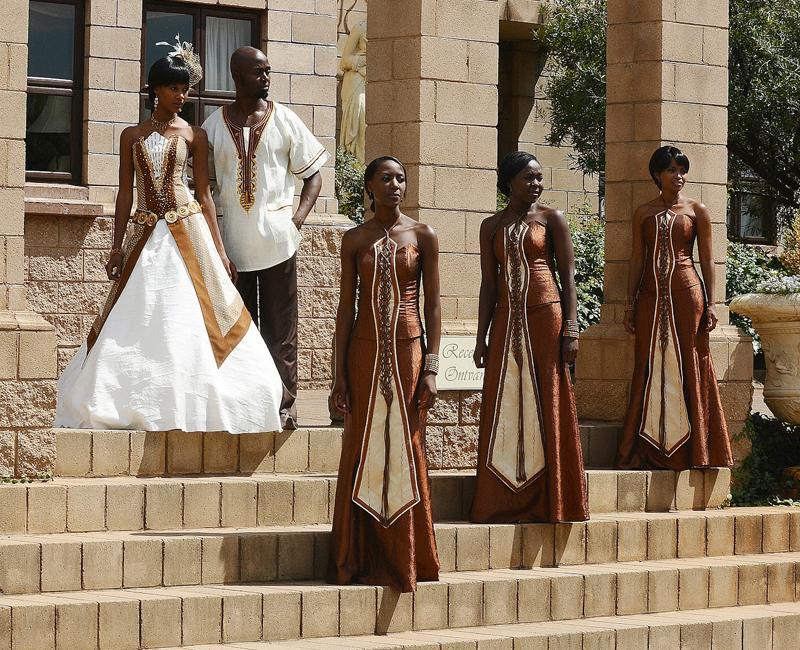 African Themed Wedding Ideas Gallery Decoration