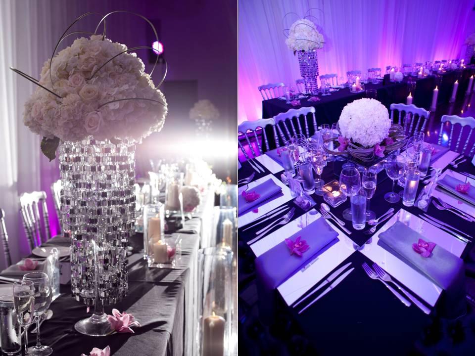 Purple Lavender Wedding Theme