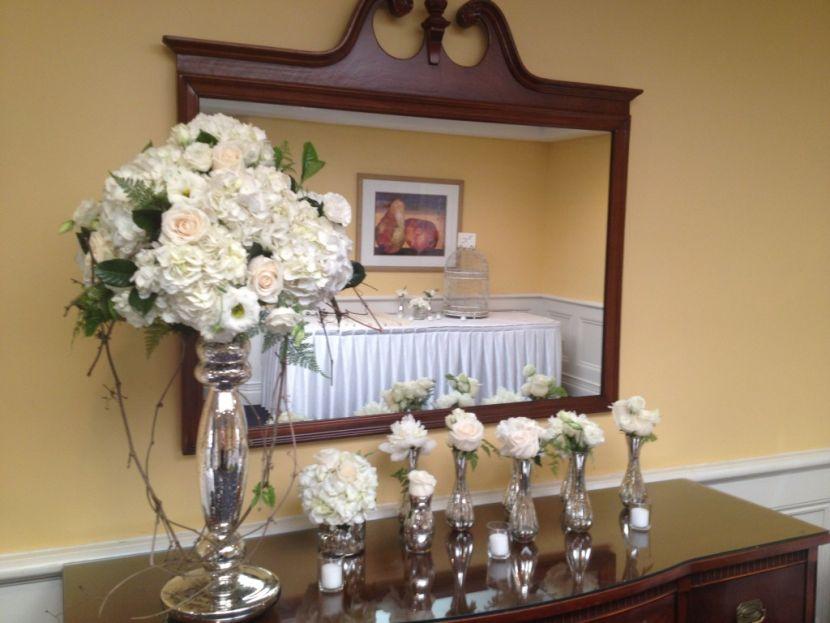 Wedding Vase Centerpieces