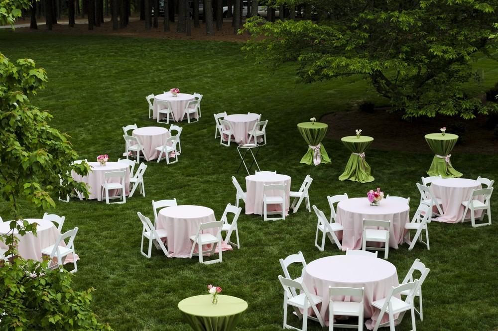 Small Backyard Weddings