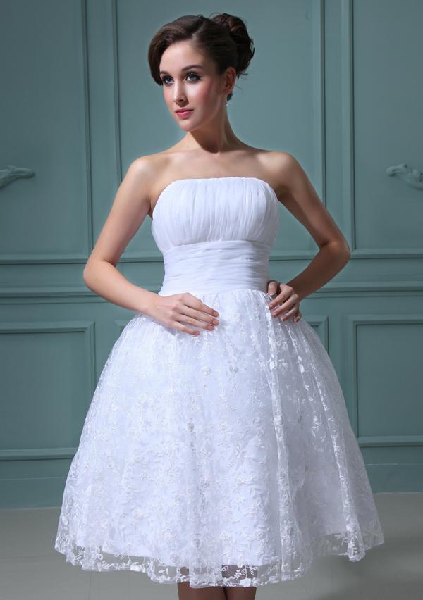 Short Wedding Dresses for Women
