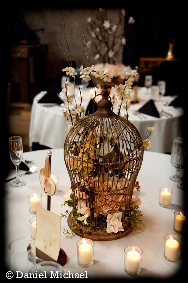 Nett Wedding Birdcage Centerpieces Galerie Brautkleider Ideen