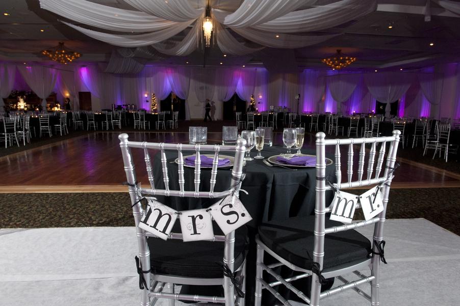 Best Purple Black And Silver Wedding Photos - Styles & Ideas 2018 ...