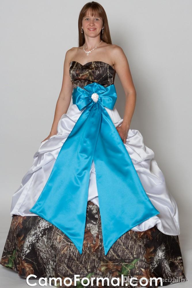camo and blue wedding dresses wwwpixsharkcom images