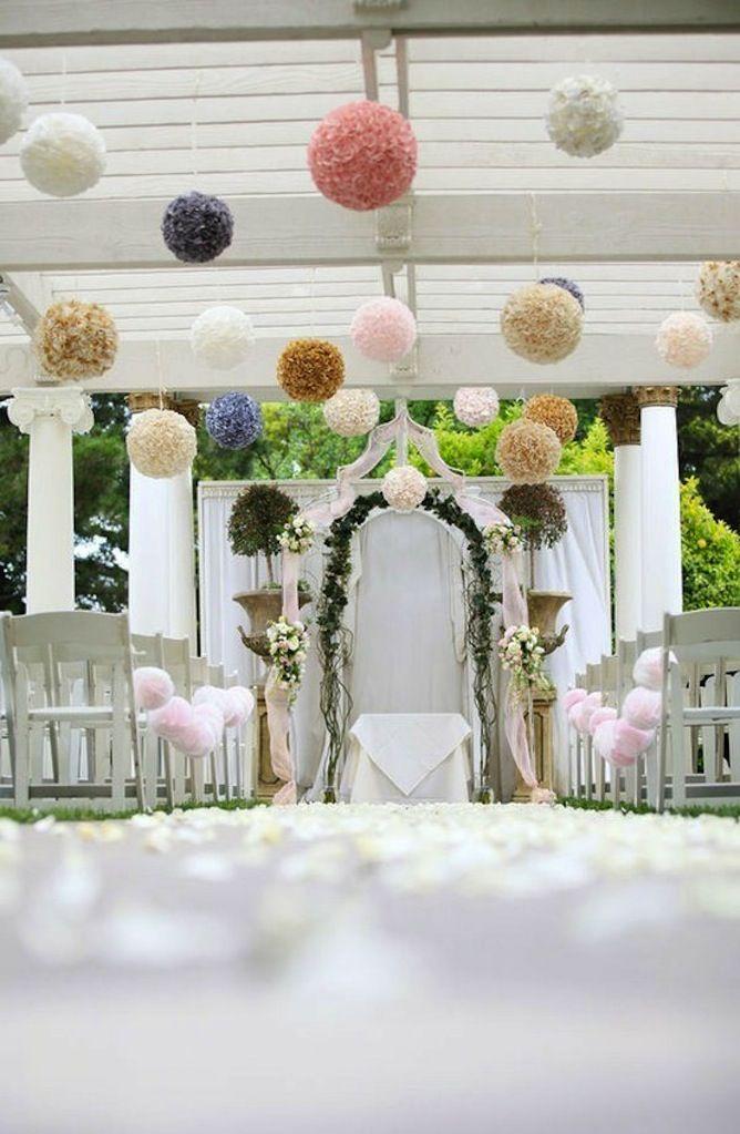 Wedding ceremony pictures decor